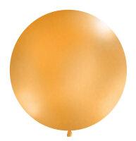 1m XXL Luftballon - Orange