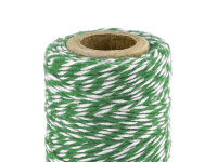 Bakers Twine - 50m - 1piece - emerald green