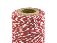 Bakers Twine - 50m - 1piece - red