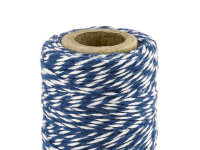 Bakers Twine - 50m - 1piece - navy blue