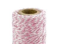 Bakers Twine - 50m - 1piece - pink