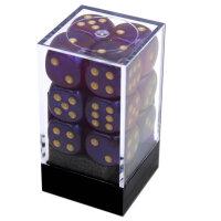 12x Würfel - Chessex 27667