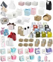 30 Geschenkboxen als Gastgeschenk für Hochzeit...